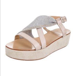 Brunello Cucinelli Platform Sandals